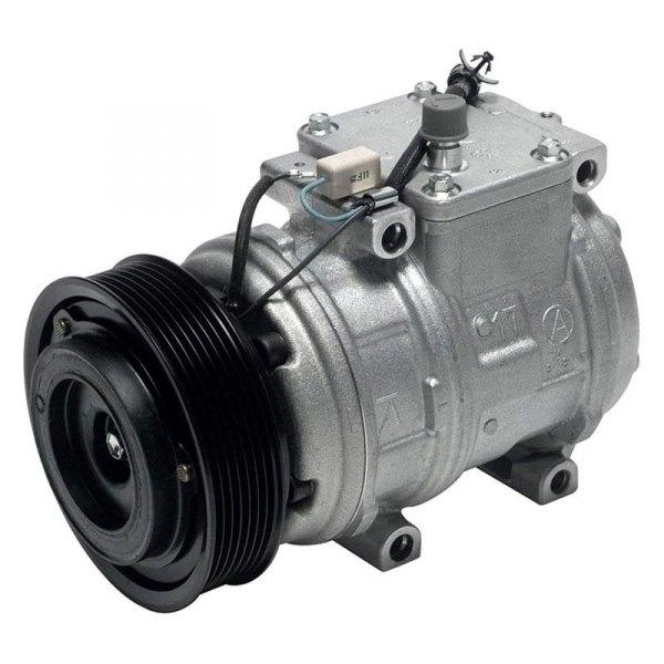Denso 174 Jaguar Xk Type 2000 A C Compressor With Clutch
