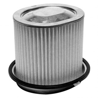Denso® - Air Filter - Round, With Metal Cap