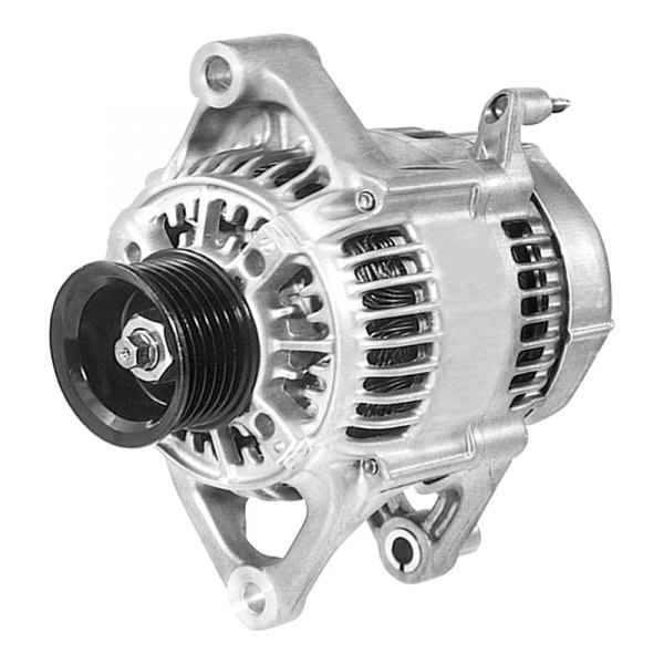 Denso Jeep Grand Cherokee With Denso System 1995 Remanufactured Alternator