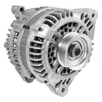 how to change an alternator on mazda 3