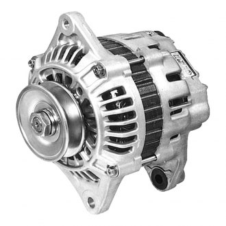 Denso® - Remanufactured Alternator