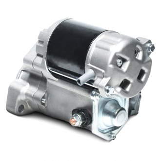 Image may not reflect your exact vehicle! Denso® - Remanufactured Starter