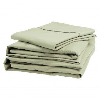 denver mattress sage sateen short queen sheet set