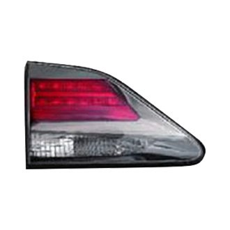 Depo® - Black Factory Replacement Tail Lights