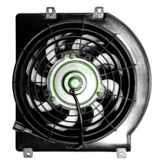 Depo® - Engine Cooling Fan with Shroud