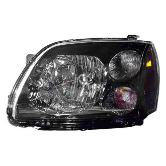 2009 Mitsubishi Galant Factory Replacement Headlights Carid Com