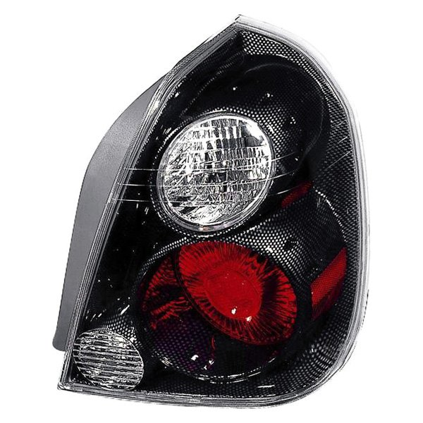 Depo Nissan Altima 2006 Driver Side Carbon Fiber Red Tail Light