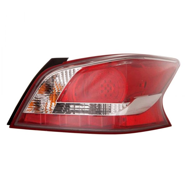 Depo® - Passenger Side Replacement Tail Light