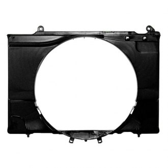 Depo® - Engine Cooling Fan Shroud