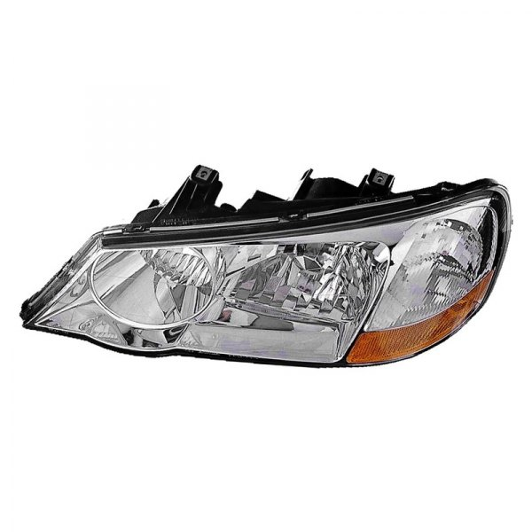 Depo® - Driver Side Replacement Headlight Unit
