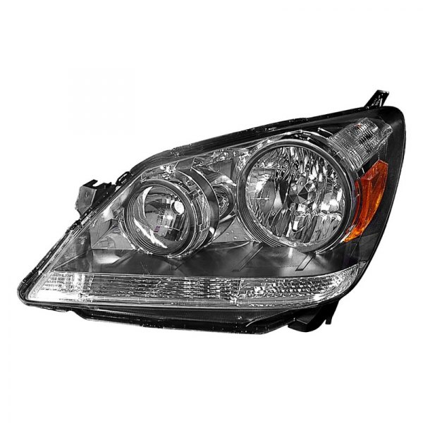 Depo® - Driver Side Inner Replacement Headlight