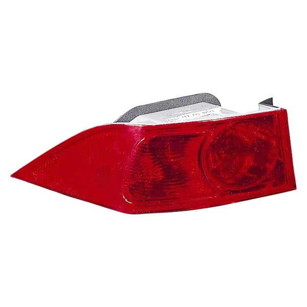 Acura TSX 2004 Replacement Tail Light Lens And Housing