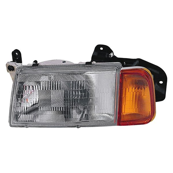 Depo® - Driver Side Replacement Headlight