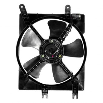 Depo® - Right A/C Condenser Fan Assembly