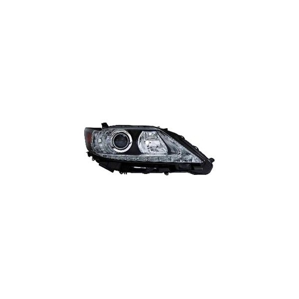 Depo® - Passenger Side Replacement Headlight Unit