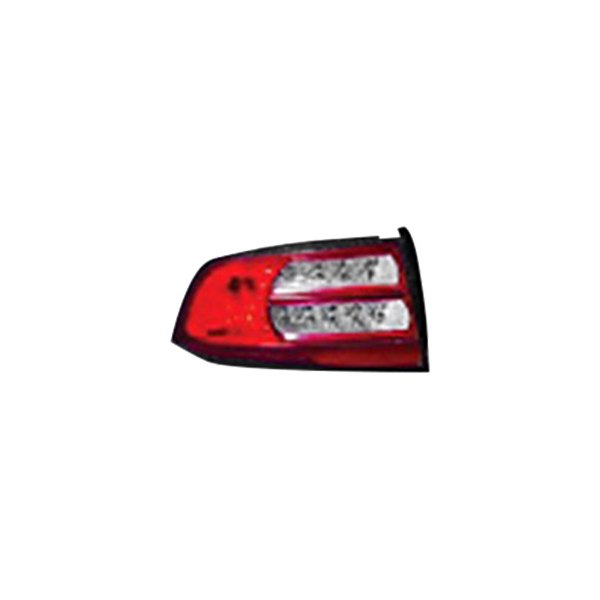 Acura TL 2007-2008 Replacement Tail Light