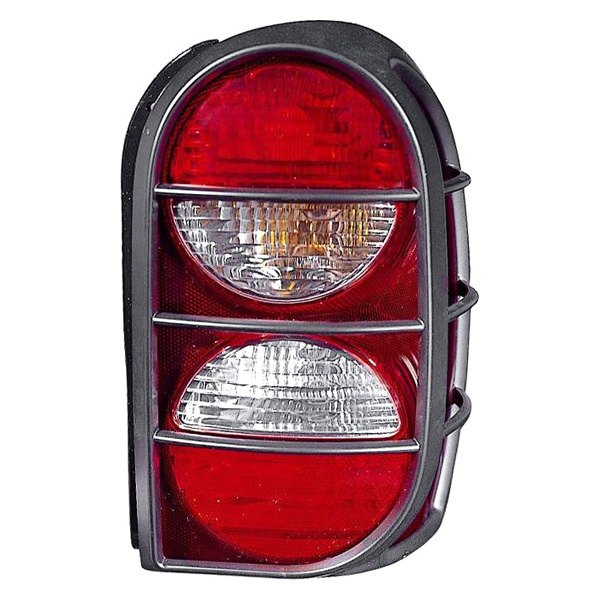 depo jeep liberty 2005 replacement tail light. Black Bedroom Furniture Sets. Home Design Ideas