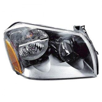 2006 Dodge Magnum Custom Amp Factory Headlights Carid Com