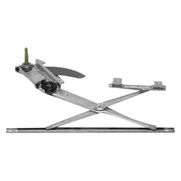 Depo® - Front Driver Side Manual Window Regulator