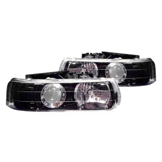 Depo® - Driver and Passenger Side Headlights