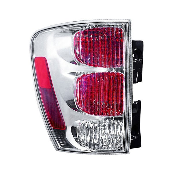 Partslink HY2805123 OE Replacement Tail Light Assembly HYUNDAI SANTA FE SPORT 2013-2016 Multiple Manufacturers HY2805123C