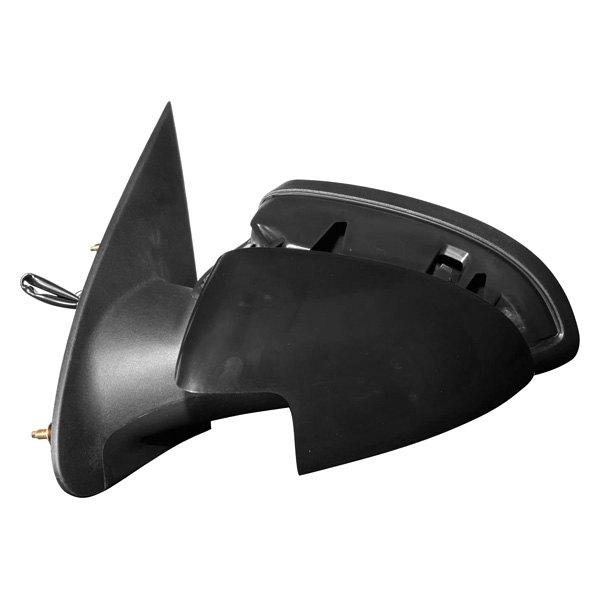 Depo 335-5403L3EB Black Driver Side Power Non-Heated Mirror