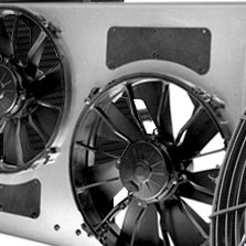 Derale Performance® - High Output Dual RAD Fan