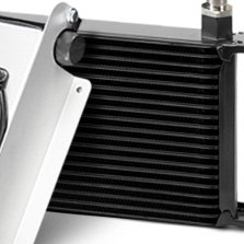 Derale Performance® - Stacked Plate Fluid Cooler