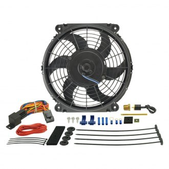 Derale Performance® - Tornado Electric Fan with Controller Kit