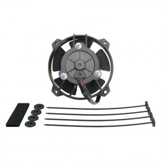 Derale Performance® - High Output Paddle Blade Electric Puller Fan