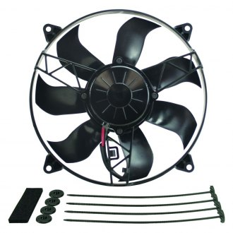 Derale Performance® - High Output IP-68 Electric Puller Fan