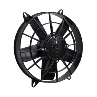 Derale Performance® - High Output Single Radiator Puller Fan with Standard Mount Kit
