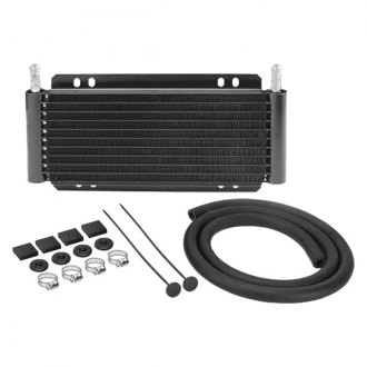 Derale Performance® - Series 8000 Plate and Fin Power Steering Cooler Kit