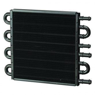 Derale Performance® - Dual Circuit Universal Tube And Fin Fluid Cooler