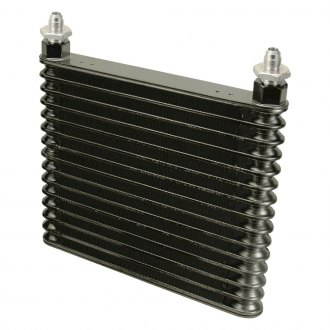 Derale Performance® - Atomic Cool Plate and Fin Replacement Cooler