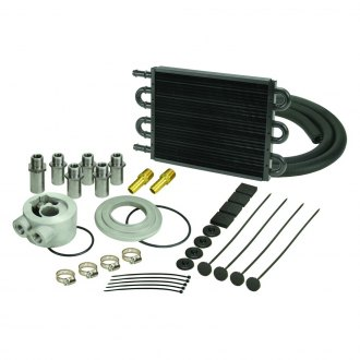 Derale Performance® - 6 Pass Series 7000 Oil Cooler Kit