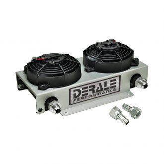 Derale Performance® - Hyper-Cool Dual Cool Remote Cooler