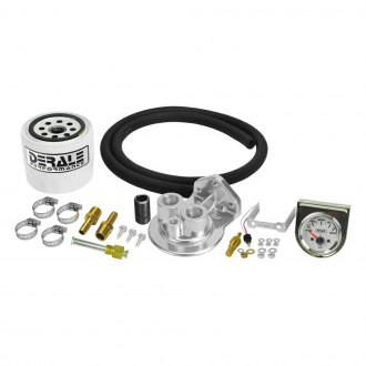 Derale Performance® - Fuel Filtration Transmission Filter