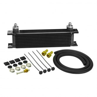 Derale Performance® - Series 10000 Stack Plate Transmission Fluid Cooler Kit