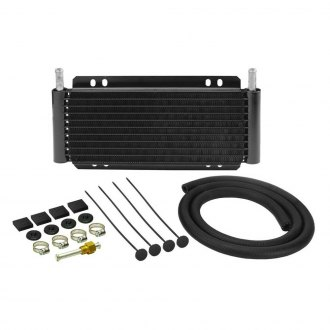 Derale Performance® - Series 8000 Plate and Fin Transmission Fluid Cooler Kit