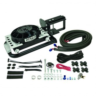 Derale Performance® - Direct Fit Transmission Fluid Cooler Kit