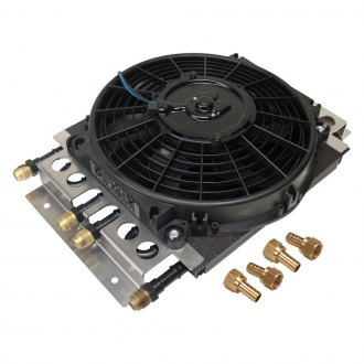 Derale Performance® - Dual Circuit Electra-Cool Remote Cooler