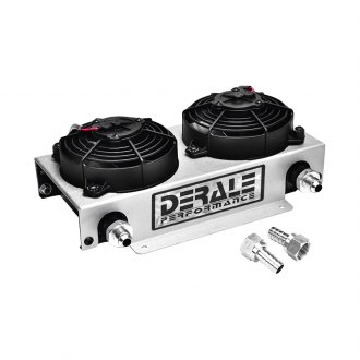 Derale Performance® - 19 Row Hyper-Cool Dual Cool Remote Cooler