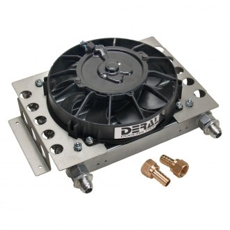 Derale Performance® - Atomic Cool Plate & Fin Remote Cooler