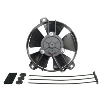 "Derale Performance® - 5"" High Output Paddle Blade Electric Puller Fan"