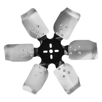 Derale Performance® - Standard Rotation Rigid Race Fan