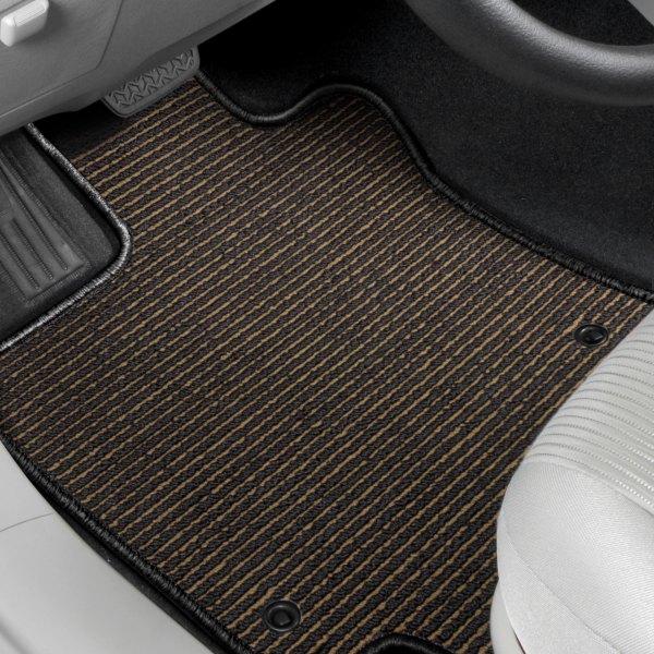 Designer Mat Infiniti G37 2009 Berber Auto Mat Carpeted Floor Mats