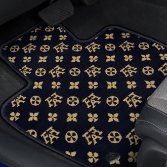 Designer Mat® - Fashion Auto Mat™ Carpeted Floor Mats