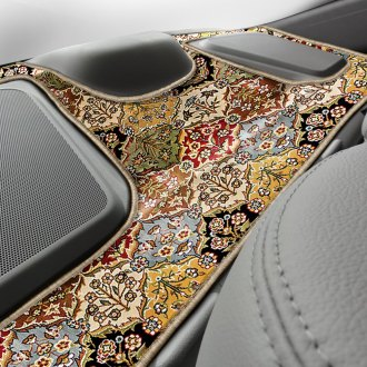 Designer Mat® - Oriental Auto Mat™ Carpeted Rear Deck Cover