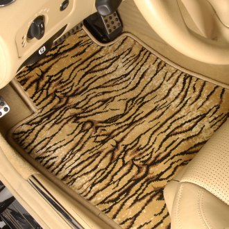 Designer Mat® - Safari Auto Mat™ Carpeted Floor Mats